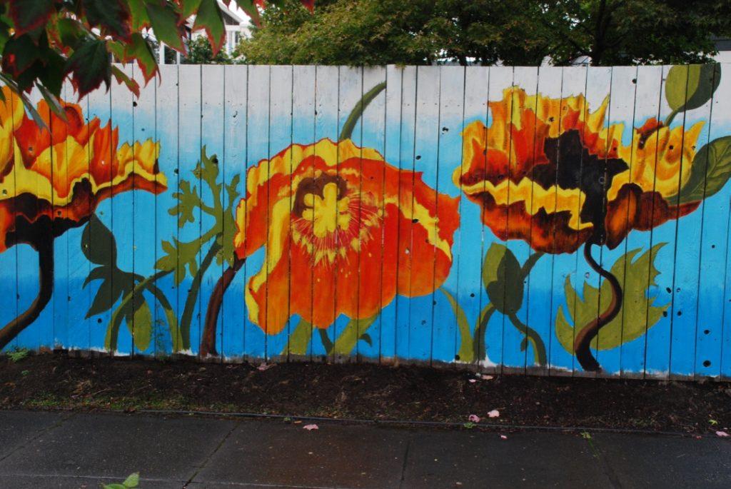 Photos Walk: Mural
