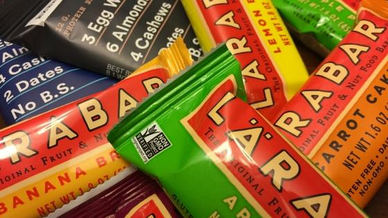 Larabar & RX Bars