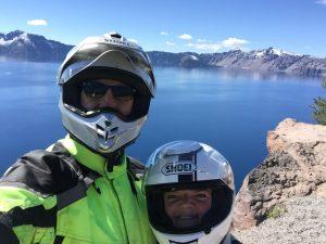 Eric & Justine - Crater Lake